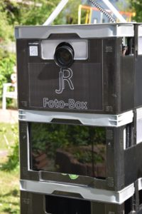 Fotobox Photobooth Foto-Box JR-Foto-Box